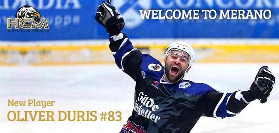 Benvenuto Oliver Duris